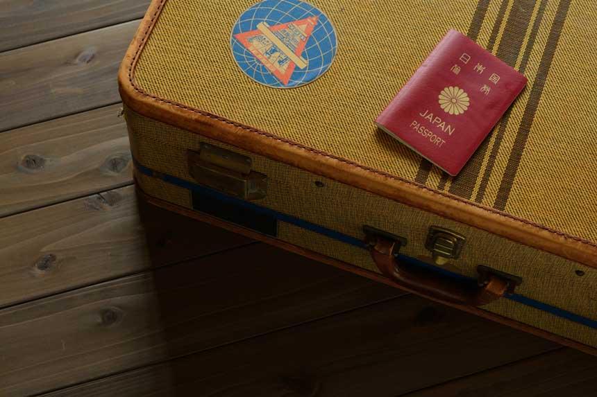 トランク パスポート