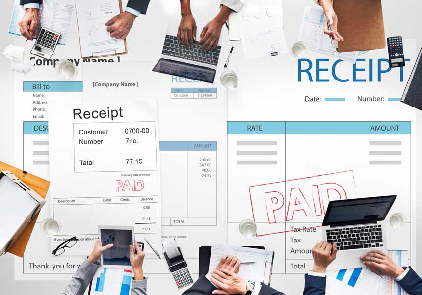 法人カードなら領収書不要?税務処理の必要書類とおすすめ法人カード5選
