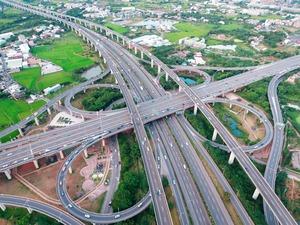 高速道路料金支払いETC利用のジャンクション
